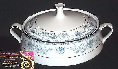 Noritake BLUE HILL Covered Vegetable Tureen