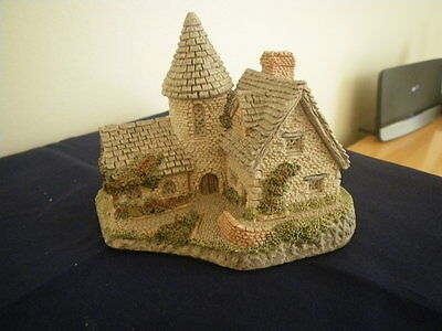 David Winter Cottages -  The Vicarage.  Collectable.  Very Good Condition.