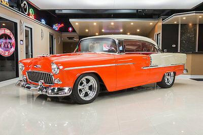 1955 Chevrolet Bel Air/150/210  Frame Off Restored! GM 350ci V8 Engine, TH350 Automatic, PB, Disc, Posi & More!
