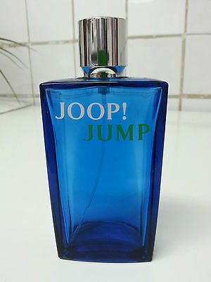 ORIGINAL mint con. Collectable empty perfume bottle of JUMP by Joop!