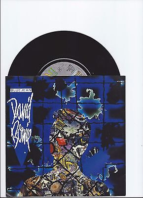 David Bowie Blue Jean Original Single From Holland