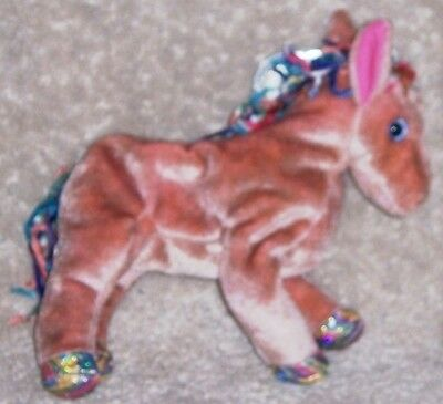 ZODIAC HORSE  Ty Beanie Baby MINT WITH MINT TAGS