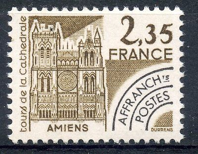 Stamp / Timbre France Neuf Preoblitere N° 165 ** Cathedrale De Amiens