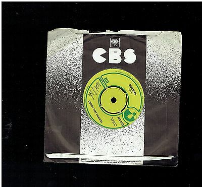 Electric Light Orchestra Showdown/roll Over Beethoven 45 1973 Harvest