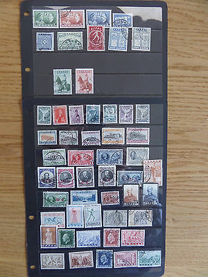 Greece 1927-40 Used collection