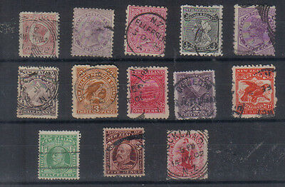 New Zealand Small early collection