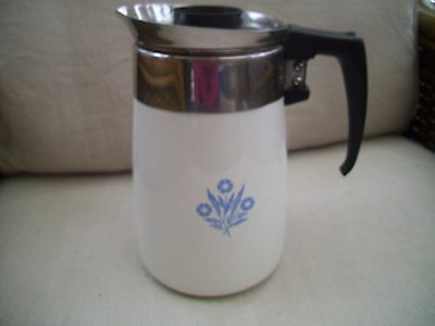 Pyrosil Ware Coffee Pot 6 Cup, Perfect For Aga.