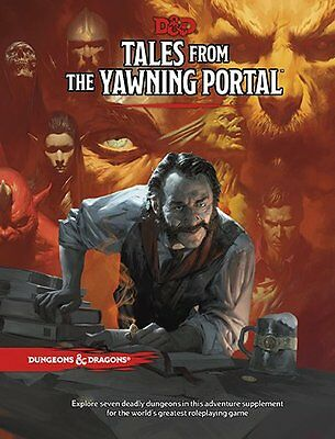 D&D Next 5th edition: 5e Dungeons and Dragons RPG PRESALE Tales from the Yawning