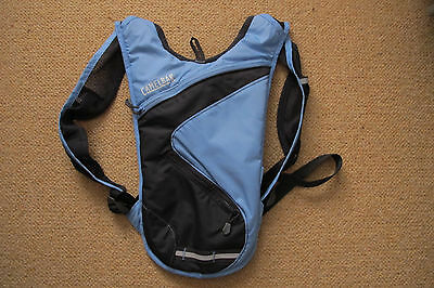 Camelbak Bag Only Running Cycling Hydration Pack Lightweight Blue Womens