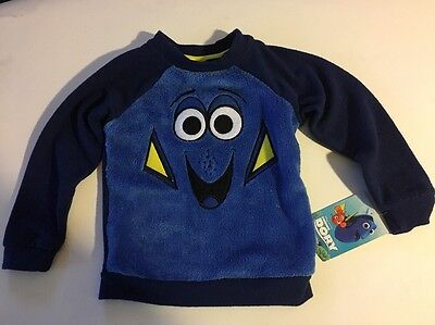 Finding Dory Sweater - Size 2T - Brand New
