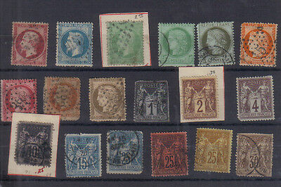 France Batch of early values