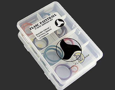 Details about  Macdev Drone / Tactical Drone 1x color coded o-ring kit by Flasc
