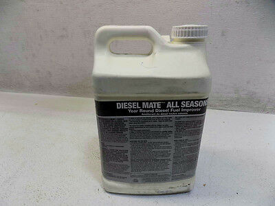 Lot of (2) 2.5 Gallon Diesel-Mate All Seasons Year Round Diesel Fuel Improver