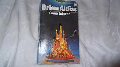 Comic Inferno by Brian Aldiss Paperback From 1973