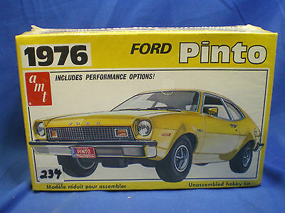 1976 Ford Pinto by AMT complete Factory sealed box # T465