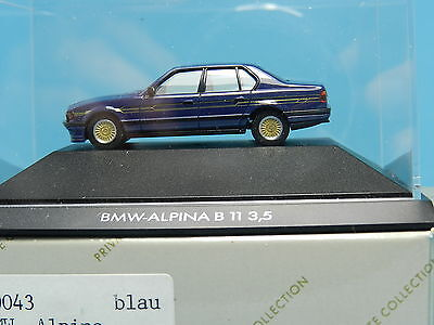 Herpa Private Collection 20043 Bmw Alpina B11 3.5 1:87