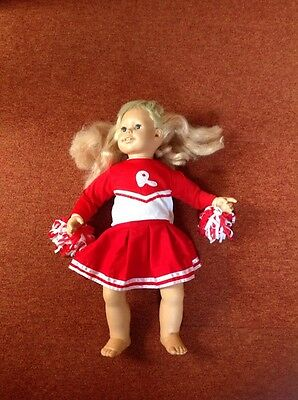 Smoby Rosy/Roxy Doll Cheerleaders Outfit