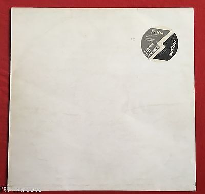"THE CURE -Grinding Halt/Meat Hook- Ultra Rare UK Promo 12"" (Vinyl Record)"