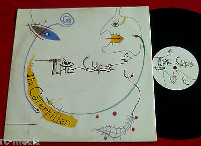 """THE CURE - The Caterpillar - Rare Australian 12"""" in Picture sleeve"""