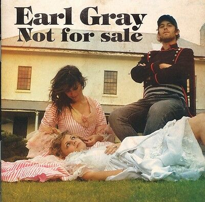 Earl Gray Not For Sale CD MINT