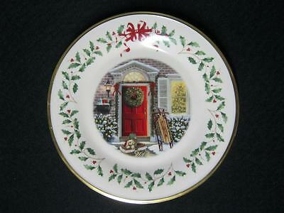 Lenox The Annual Holiday Collector Plate Year 2005 - A515