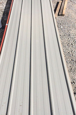 CLEARANCE Colorbond PAPERBARK TRIMDEK / SURECLAD / 5 RIB 6500mm Roofing sheets