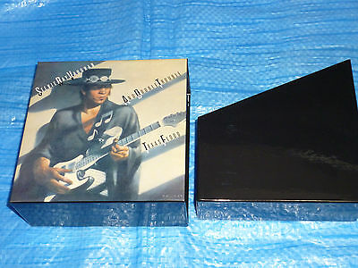 Stevie Ray Vaughan And Double Trouble Texas Flood Empty PROMO BOX JAPAN