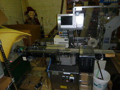Mettler Garvens Automation Checkweigher Packager