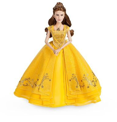 Disney Live Action Beauty and the Beast Belle Emma Watson Doll new