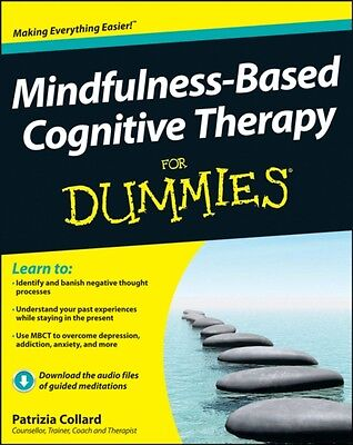 Mindfulness-Based Cognitive Therapy For Dummies (Paperback), Collard, Dr. Patri.