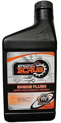 Throttle Muscle TM5646 - Engine Scrub Super Concentrated Engine Flush Oil System
