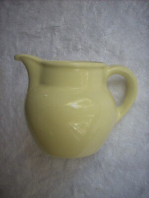Fowler Pale Yellow Jug And Another Available
