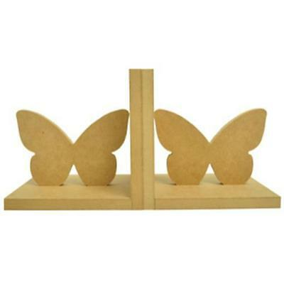 Kaisercraft - Beyond The Page - Wooden Butterfly Bookends / Book Ends - DIY