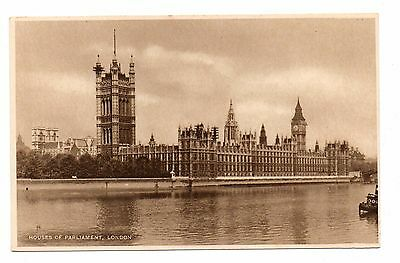 Angleterre - cpa - LONDON - House of Parliament