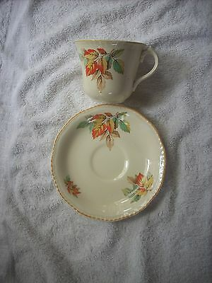 Ridgway Lawley Cup And Saucer
