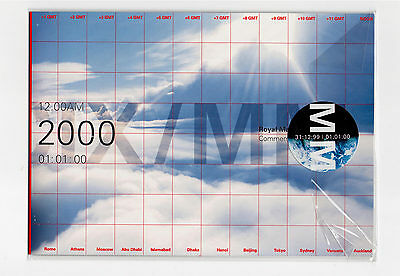 1999/2000 Millenium Moment P/P - With envelope and unopened wrapper