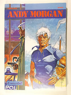 ANDY MORGAN  #  1 ( Comicothek , Softcover  ) Z 2