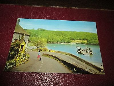 The Ferry King Harrys Reach River Fal 1970