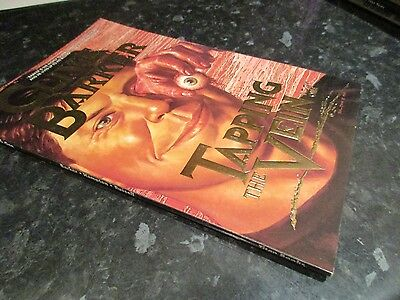 Clive Barker  Tapping The Vein Book One Prestige Format Graphic Novel