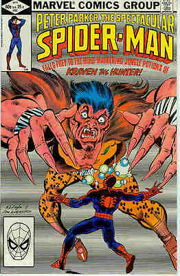Peter Parker Spectacular Spiderman # 65 (USA, 1982)