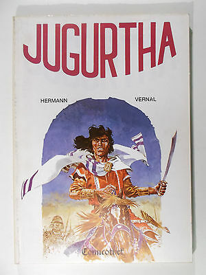 JUGURTHA  #  2  ( Comicothek , Softcover  ) Z 2