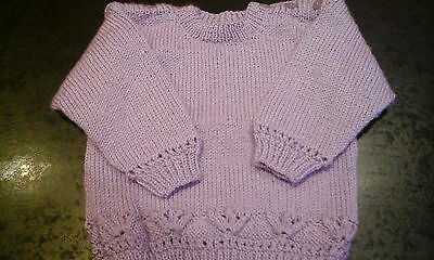 Childs knitted jumper