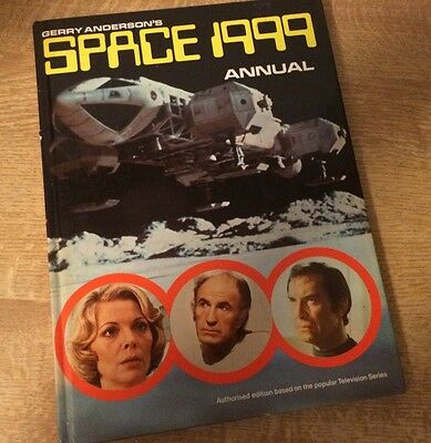 Space 1999 Annual Gerry Anderson