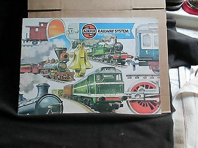 Airfix Railway System First Edition Catalogue