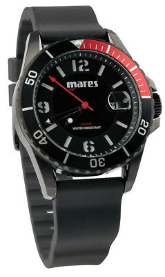 Mares - Luxury Mission Dive Watch - Stainless Steel - Waterproof to 200m