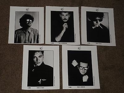 Frankie Goes To Hollywood  - Lot of 5 1984 ZTT Publicity Photos
