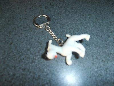 Tintin, Kuifje; keychain - very good condition Herge licence