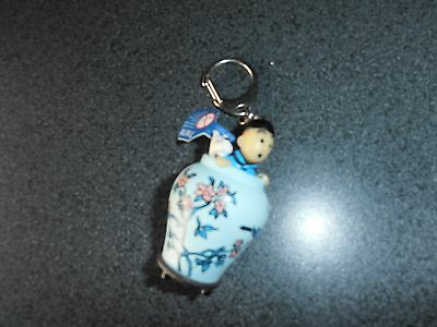 Tintin, Kuifje; keychain - very good condition Herge licence with label
