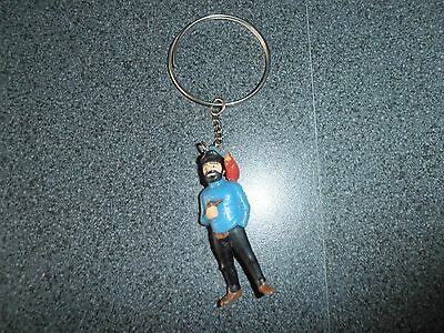 Tintin, Kuifje; keychain - very good condition 1960's !!