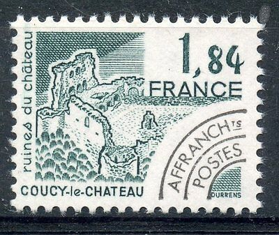 Stamp / Timbre France Neuf Preoblitere N° 172 ** Ruines De Coucy Le Chateau